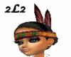 2L2 Indian Beaded Headdr
