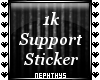 Support Me 1k