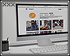 [X] Mac Desk.