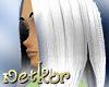 Netkor Long Hair White