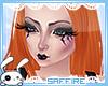 Fox Flame Materina Hair