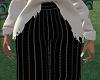 Loose Pinstripe Pant