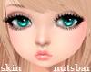 (n) Nymphy natural skin