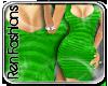 $R Verde Clubbin` Dress