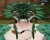 Quetzal Prince Mask