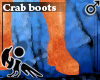 [Hie] Crab boots