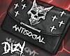Antisocial Monster Bag