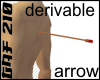 Derivable Arrow on Back