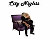 City Nights Kiss Chair