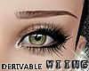 [W] Small Eyes Makeup