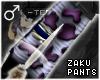 !T Zaku pants