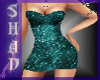 {SP}Cute Teal Dress