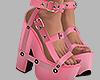 CutieGirl Pink Shoes
