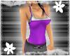 *S* Gym Clothes Purple