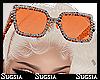 S|India|Orange Glasses