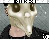 #tox: deer skull