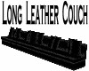 Long Leather Couch