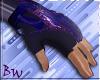 BW  Roller Skates Gloves