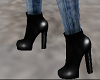 PERFECT LIL BLACK BOOTS