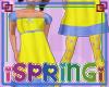 *S*Child Yellow dress