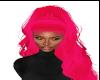 Hot Pink Ponytail