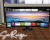 4K HD Curved Smart TV