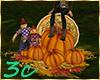 [3c] Halloween Basket
