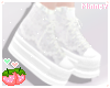 ♡ Cute Lace sneakers