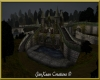 Halloween dungeon castle