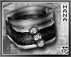 ✿」 Alex Wedding Ring