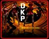red pvc PF jumper