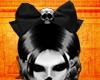 I~Skull Bow