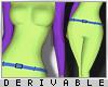 0 | HD Bodysuit NS Belt