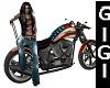 Harley Stars n Stripes