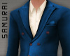 #S Solid Suit A #Sapphir