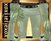 [L] Mint  green Pants M