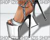 I│Zana Heels Silver