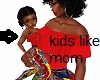 Kids Afrocentric fit 2