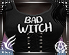 Bad Witch Corset Top