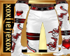 [L] BADBOY White Pants M