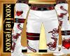 [L] BADBOY White Pants M