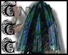 TTT Peacock Veil