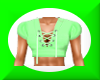 Lime Crop Top (F)