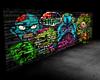 Zombie Graffitti