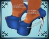 [PC] SEXY BLUE SHOES