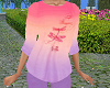 TF Ombre dragonflies Top