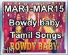 HM  Bowdy Baby-Tamil