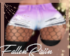 RL Ombre Shorts w Tights