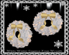 White Winter Xmas Wreath