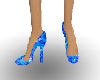 Tropical Turquoise Shoes